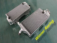 R&L 32MM ALUMINUM ALLOY RADIATOR HONDA  CR125R CR 125 R  2-STROKE  2000 2001