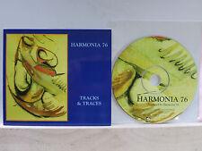 Harmonia 76-Tracks & traces CD Eno Moebius Roedelius