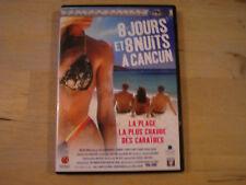 """dvd 8 jours et 8 nuits a cancun """"la plage la plus chaud"""
