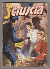 SCIUSCIA album 9 - n°90 à 99 - SAGE 1951. TBE