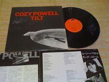 COZY POWELL-Tilt Japan LP