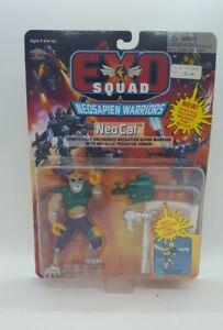 Exo Squad Neo-Cat Neosapien Warrior Playmates 1995 MOC Vintage EX+