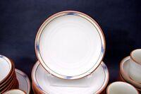 """1 Noritake Stoneware RAINDANCE 8675 Dinner Plate 10 1/2"""" Japan"""