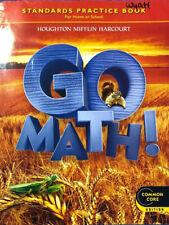 Go Math Grade 2 Standards Practice Book Common Core Edition