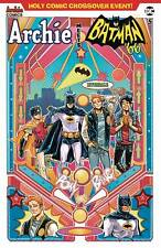 ARCHIE MEETS BATMAN 66 #5 COVER B BRAGA ARCHIE COMICS NM 1ST PRINT 2018