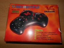 Sega Megadrive Turbo Joypad Dragon Joystick