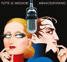 MINA e CELENTANO - TUTTE LE MIGLIORI (2 CD) nuovo sigillato