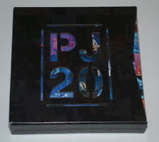 Pearl Jam Twenty Deluxe Edition 3 Disc Blu Ray Set Ten Exclusive First Edition