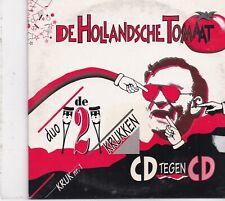 Duo De 2 Krukken-De Hollandse Tomaat cd single