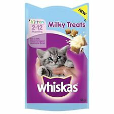 Whiskas - Milky Treats for Kitten - 55g ( 8 Pack)