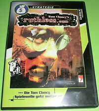 Tom Clancy's - Ruthless.com (PC - Spiel) Back to Games