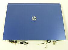 "Millones de 10.1 ""Sd Led Touch Pantalla Mate Para Hp Mini 5103 N475 Completa Top En Azul"