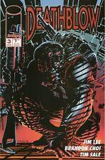 Image Deathblow 3 & 4 Comic Set Bargain Rare High Grade NM 9.0 Jim Lee Tim Sale