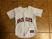 New Britain Rock Cats Youth Small Button-Up Jersey