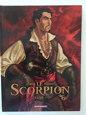 Le Scorpion T1 Tirage X Eme Anniversaire