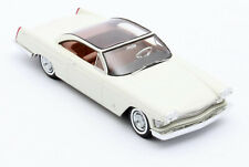 CADILLAC Starlight Coupé Pininfarina 1959 - White - MATRIX MX50301-051 - 1/43