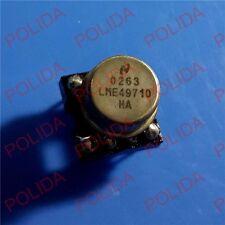 1PCS X Audio OP AMP IC NSC TO-99 LME49710HA + 1PCS X DIP-8 Adaptor Socket