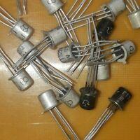 Lot of 10 pcs gt322a (гт 322 a) pnp Germanium transistors, ussr