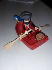Playmobil Pirate In A Boat