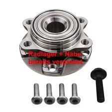 Radlager + Radnabe vorn (vormontiert) AUDI A4 (8E,B6,B7) A6 (4B,C5) Cabrio 8H