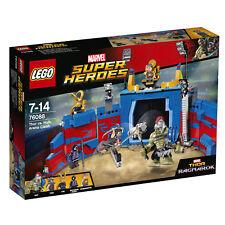 Lego  Marvel Super Heroes 76088 Thor gegen Hulk – in der Arena
