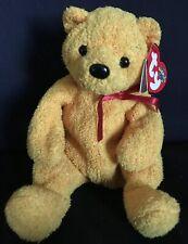 """Ty Beanies """"Poopsie"""" 2001 Soft Toy Teddie"""