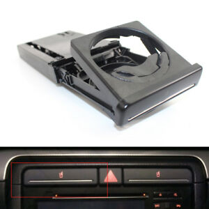Car Right Hand Drive fit for Audi A4 S4 RS4 Cup Holder 8E2862534L Durable
