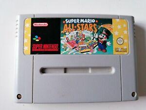 Super Mario All Stars - Super Nintendo / SNES - Cartouche Seule - FAH
