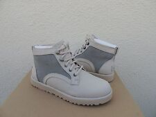 UGG BETHANY CANVAS CERAMIC NUBUCK LEATHER/ SHEEPWOOL BOOTS, US 9/ EUR 40 ~ NEW