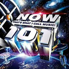 NOW Thats What I Call Music! 101 [Audio CD] Various Artists New Sealed