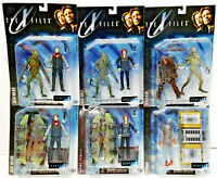 1998 X-FILES Action Figure Collection-McFarlane Series 1- Your Choice of 6