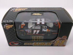 Winner's Circle Denny Hamlin #11 2006 Rookie of the Year FedEx 1:64 Car #64558