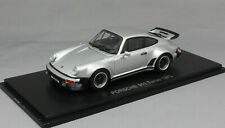 Kyosho Porsche 911 930 Turbo in Silver 1975 1975 05524S 1/43 NEW RRP £79.99