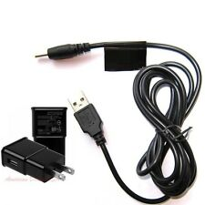 2A 2IN1 Wall Charger +USB Cable ADAPTER Cord For RCA RCT6378W2 Android Tablet PC