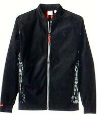 Puma Ferrari Bomber Jacket Size XXL 60/62 Black New
