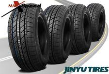 (Qty of 4) Jinyu YH12 195/55R16 91V XL All Season Performance Tires