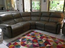 leather modular lounge Corner Chaise