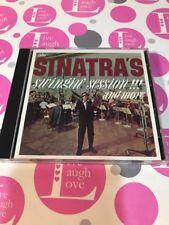 Frank Sinatra Sinatra's Swingin' Session!!! And More ~ CAPITOL CD