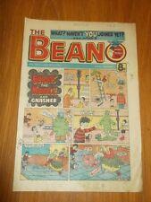 BEANO #2011 31ST JANUARY 1981 BRITISH WEEKLY DC THOMSON COMIC