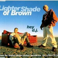 Lighter Shade of Brown Hey d.j. (1994, #8584032) [Maxi-CD]