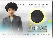 Fringe Seasons 3 & 4 Wardrobe Costume Relic Card Astrid Farnsworth M9 M-9