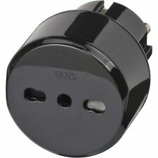 Brennenstuhl Travel Adapter Italy-to-Europe Earthed BN-1508590