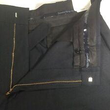 Work Pants Elbeco Uniform Police Black 40x28 Hemmed E8941R Comfort Grip Waist