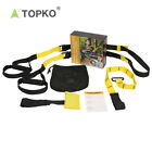 Suspension Trainer Training Straps Body Strength Exercise Fitness Home Gym Kit