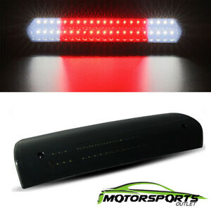 For 2002-2009 Dodge RAM 1500 2500 3500 LED Black 3rd Third Brake Light