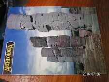 µ?. Revue Archeologia n°37 Periple d'Hannon Trireme Sommet vosgien Saint Louis