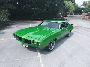 Pontiac GTO, 1970 Classic American Muscle Car