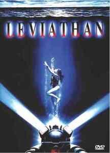 Leviathan - 1989 Horror - Peter Weller, Richard Crenna, Amanda Pays - DVD