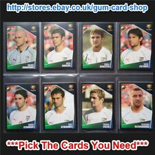 ☆ Panini Euro 2004 (201 to 334) (VG) *Choose the Stickers You Need*