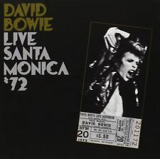 David Bowie - Live In Santa Monica 1972 - Brand New! Sealed CD! FREE SHIPPING!